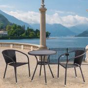 Комплект мебели Мария T282ANS-Y137C-W53 Brown 2Pcs