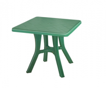 Стол квадратный 70см пластиковый