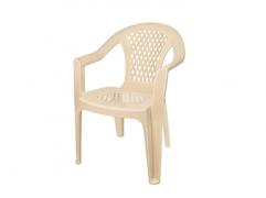Кресло пластиковое 2